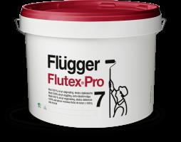 Flugger Flutex Pro 7, акриловая краска с повышенной кроющей способностью для внутренних раборт, база 1 (2,8л)